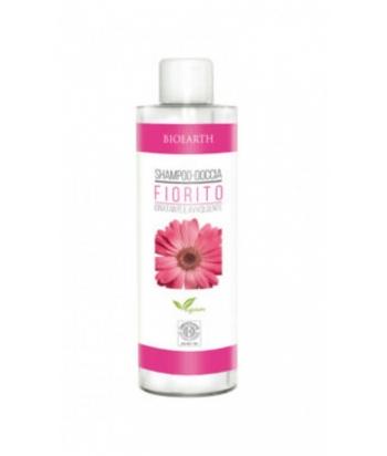Shampoo doccia fiorito