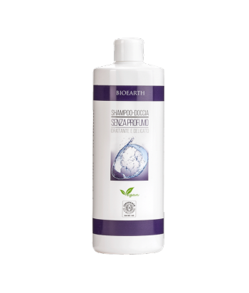 Shampoo doccia senza profumo