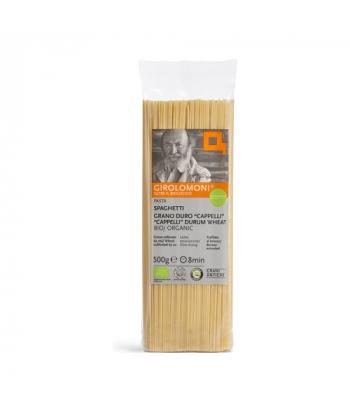 Spaghetti di grano senatore...
