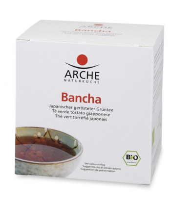 Tè Bancha in filtri