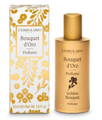 profumo 50ML - bouquet d'oro
