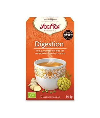 Tisana Digestion Yogi Tea