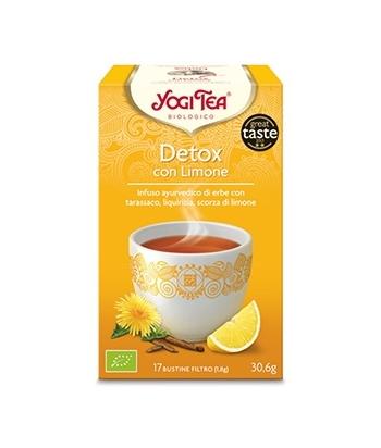 Tisana Detox limone Yogi Tea