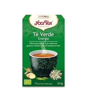 Tisana Tè verde Energia...
