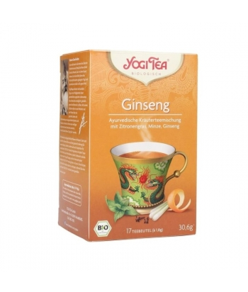 Tisana Ginseng Yogi Tea