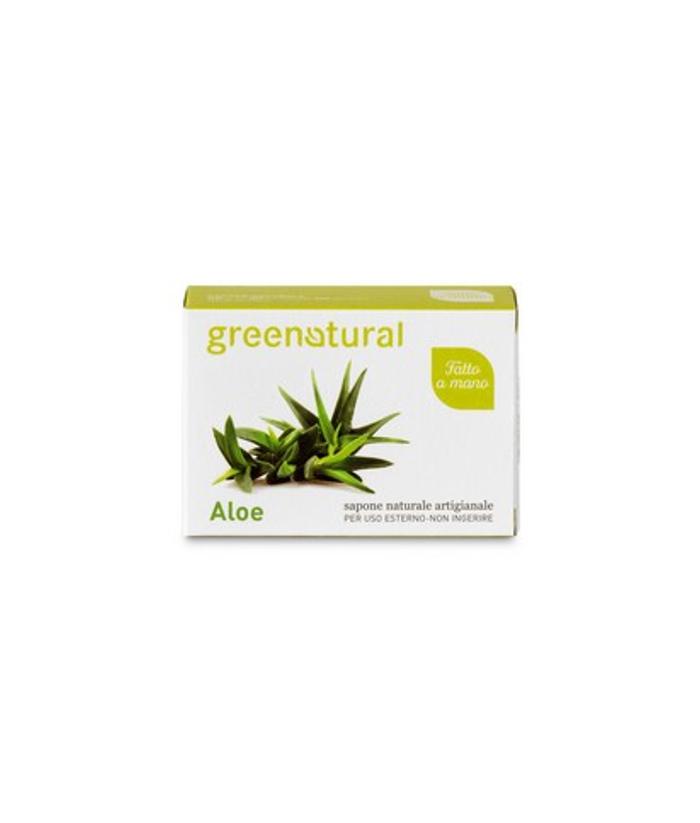 Saponetta E Carta Igienica.Saponetta Aloe Greenatural
